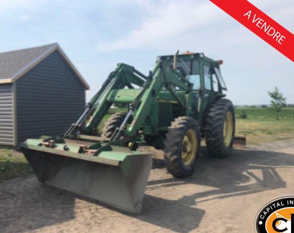 tracteur John Deere 2950