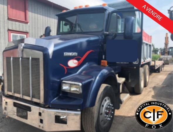 camion kenworth 10 roues 1995