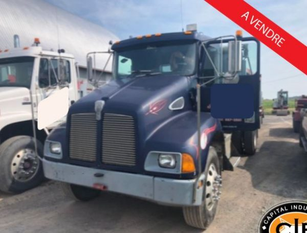 camion kenworth 6 roues 1995